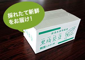 黒埼茶豆1kg
